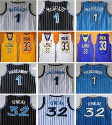 Dwayne Cheap men 33# Shaq O'NEAL COLE High School Basketball Jersey Tracy McGrady Shaquille Oneal Stitched Shirts