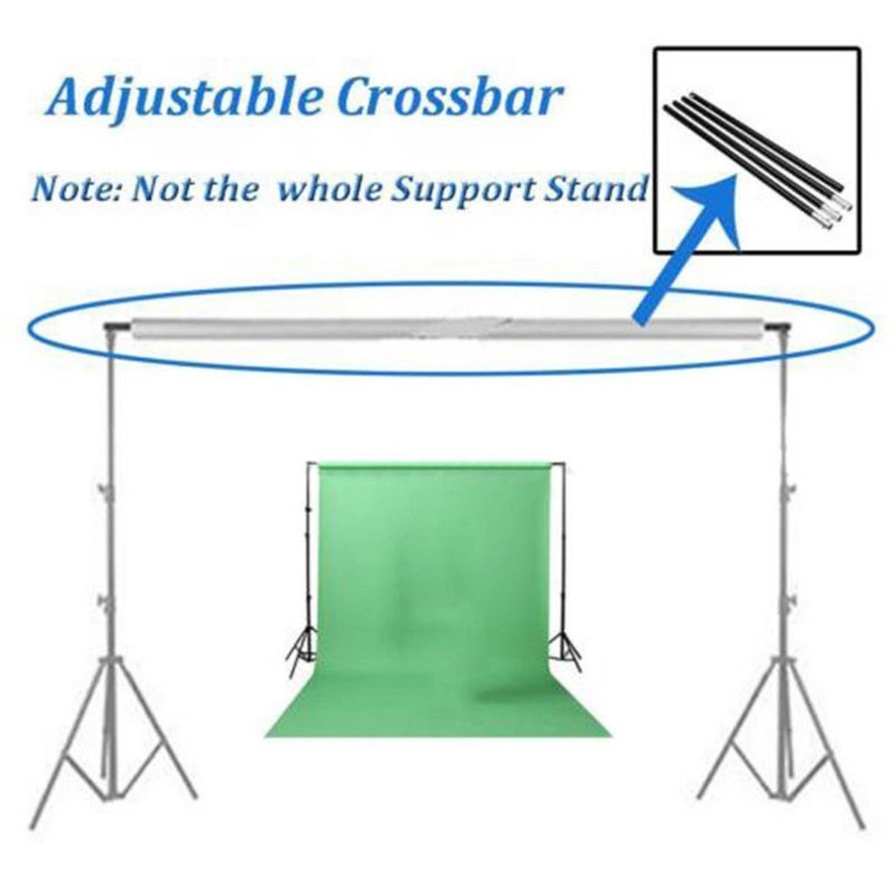 Background Holder 3m/10Ft Photo Background Stand Kit Adjustable Portable Photography Backdrops For Photo Studio Accessories 2 8m x 3m pro adjustable background support stand photo backdrop crossbar kit photography stand 3 clips for photo studio