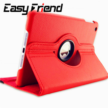Tablet Case  For Samsung Galaxy Tab S2 9.7 inch T810 T813 T815 T819 SM-T810 SM-T813 SM-T815 360 Rotating Bracket Leather Cover