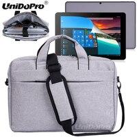 UNIDOPRO Waterproof Messenger Shoulder Bag Case For Chuwi HI12 Dual Boost Hi12 Dual OS Tablet PC