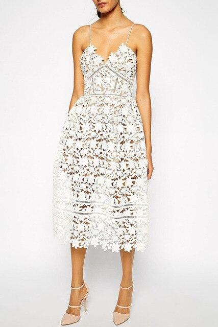 f546bc566454e6 Final Sale 2015 Spring New Dress Fashion Designed Short Dress Free Shipping Self  Portrait Azaelea Dress White
