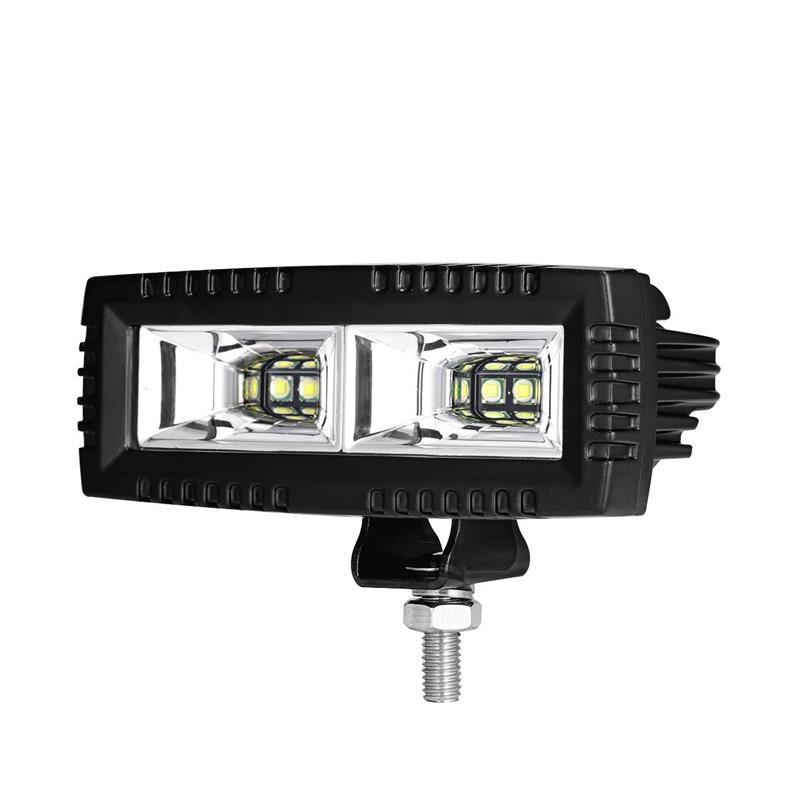 2PCS lights maker 40W LED Work Light Offroad SUV ATV 4WD 4X4 Driving Fog Lamp 12V 24V