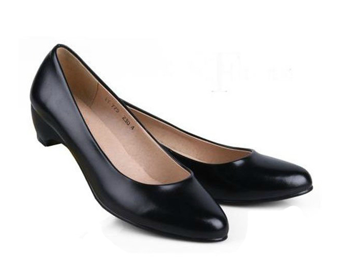 Popular Black Low Heels-Buy Cheap Black Low Heels lots from China ...