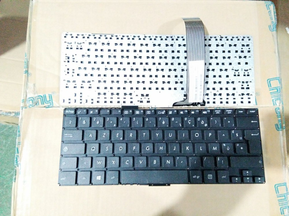 New Laptop keyboard for ASUS X300 X301 FR/French layout laptop keyboard for asus x20 f9 f6 black fr french version k030462r1 04gner1kfr00