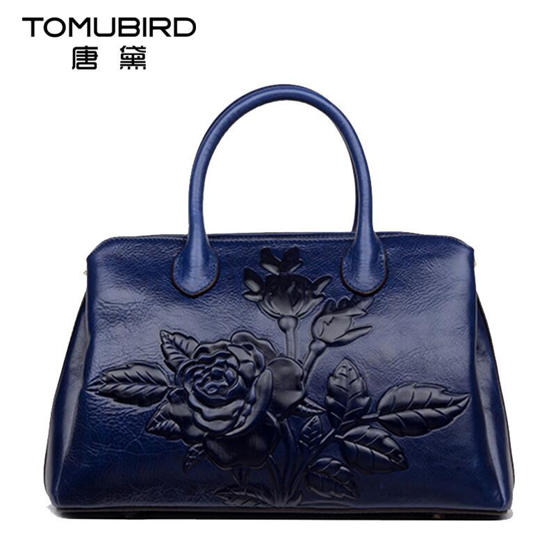 Genuine leather bag free delivery Women bag Ethnic retro embossed handbag Originality Shoulder Messenger Bag genuine leather bag free delivery women bag ethnic retro embossed handbag originality shoulder messenger bag