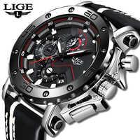 Nuevo reloj de moda para hombre, relojes deportivos de marca superior, reloj de cuarzo para hombre, reloj de pulsera informal militar resistente al agua, reloj Masculino