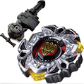 Beyblade Kit  Orion Variares D:D Metal Fury 4D Beyblade BB114 + L-R Starter Launcher + Hand Grip + Light Launcher