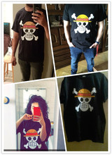 One Piece Straw Hat Pirate T-shirt (30 styles)