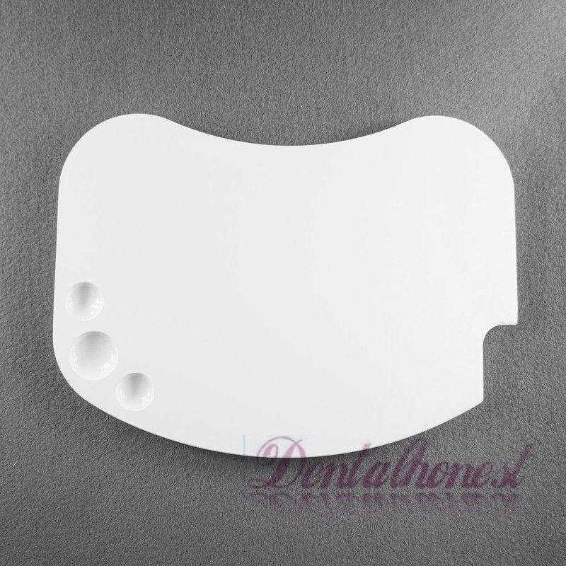 цена на Dental Lab LARGE Porcelain Mixing Watering Wet Tray