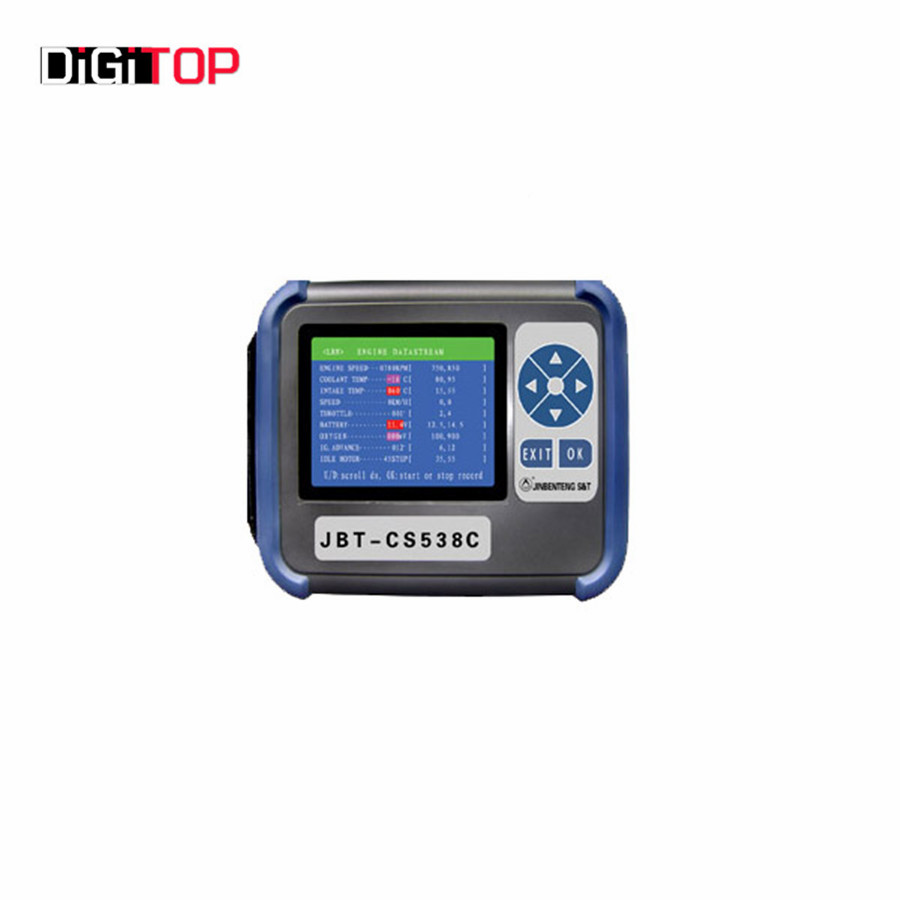 Best Vehicle Scanner Auto Diagnostic Tool Scanner JBT-CS538C