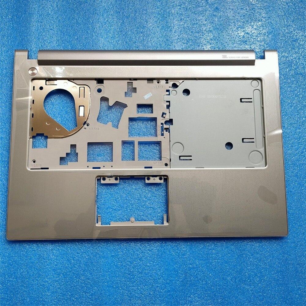 New Original lenovo IdeaPad Z410 PalmRest 90203970 AP0T1000300 Silver