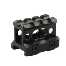 Hot Sale Tactical rail Mount scope mount Red dot Sight Fits 20mm picatinny