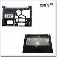 Ноутбук Нижняя крышка корпуса для lenovo G40-30 G40-45 G40-70 G40-80 Z40-30 Z40-45 Z40-70 Z40-80 G40 Z40 AP0TG000300 D shell