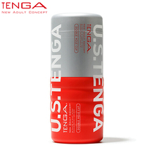 TENGA US Plus Size Double Holes Man Cup Masturbators Sex Products for Man Pussy Masturbation Cup Sex Toys for Men TOC-104US
