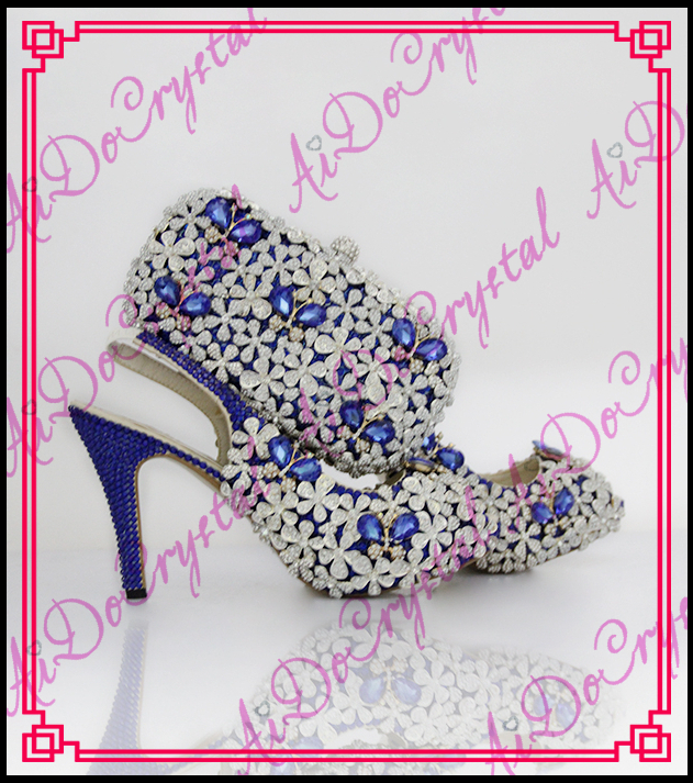 Aidocrystal luxury flowers rhinestone slingback sandals summer shoes wholesale lady italian party shoes and bags set aidocrystal handmade fashion women summer italies popular party slingback s fuchsia crystal shoes and bag matching set