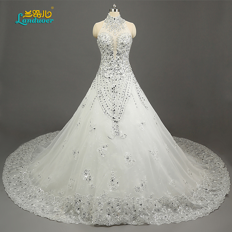 Online Buy Wholesale diamond back lace wedding dress from ...