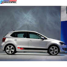 Buy volkswagen polo sport sticker and get free shipping on