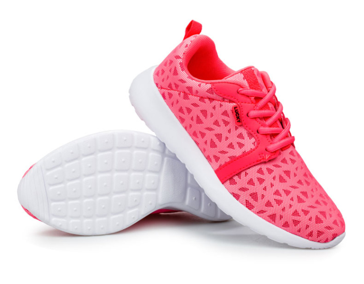 Trainers Women 2017 Fashion Flat Heels Casual Shoes Woman Low Top Summer Sport Women\'s Shoes Valentine Runner Shoes Flats ZD58 (37)