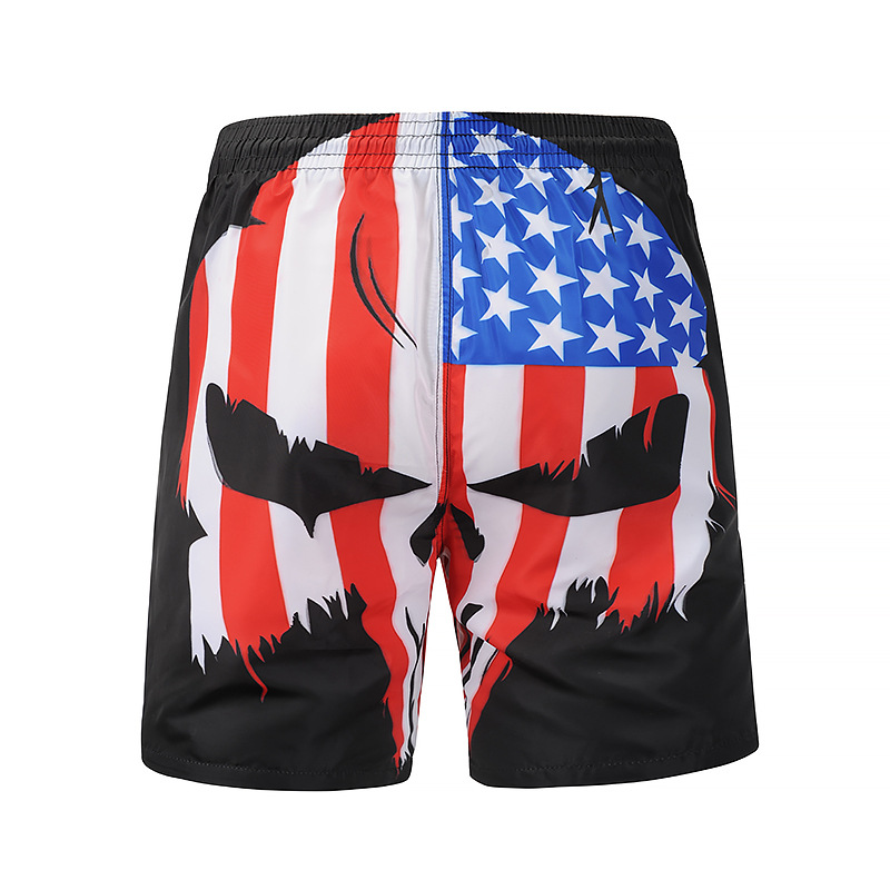Swimsuit Shorts Board Sport Beach Mens Gym Jogger Exercise Bermudas Fitness Workout Running