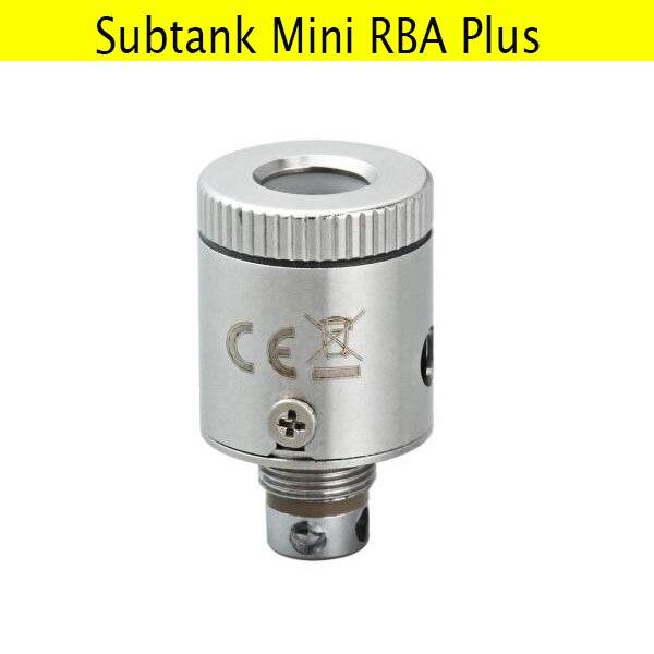 RBA Plus Coils for kanger Subtank Mini toptank mini лопата truper prl r rba 33427