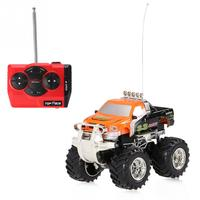 4CH RC Samochodu 40 Mhz/27 Mhz 1/43 High Speed Elektro RC Samochody Modelu Pojazdu Terenowego Zabawki