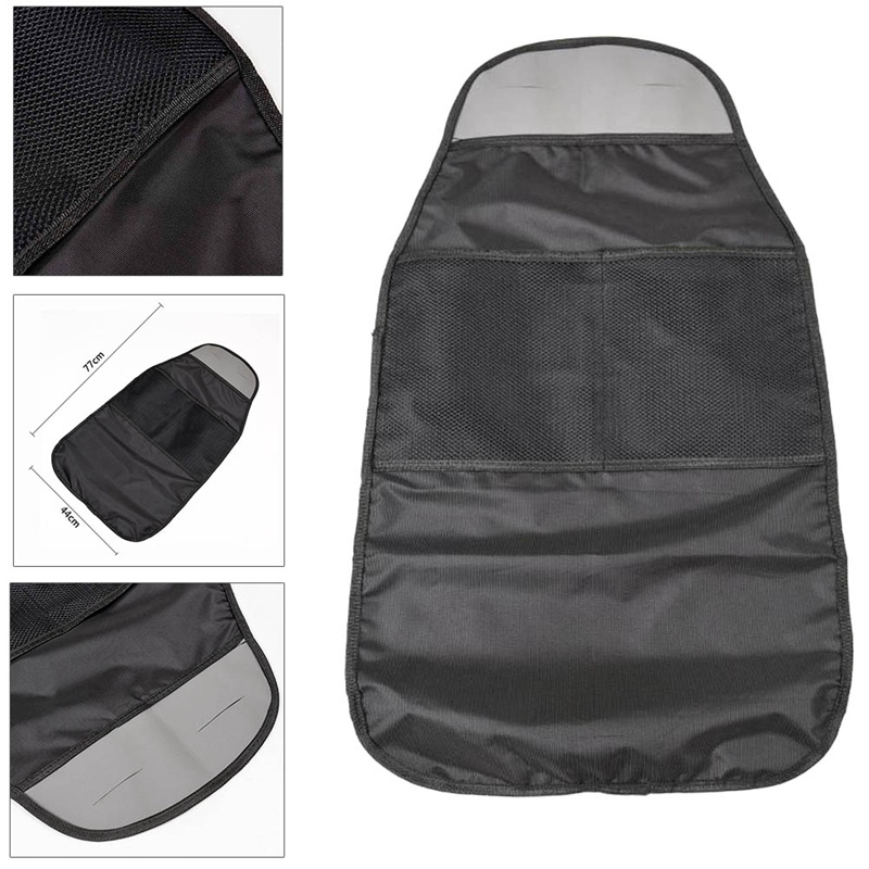 Car Auto Seat Cover Waterproof Seat Back Storage Organizer Protector for Baby Dogs Protect Seats Covers from Mud Dirt ...