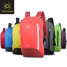 Samstrong 10L женский мужской спортивный рюкзак для мальчиков и девочек походный рюкзак для отдыха на открытом воздухе рюкзак для путешествий непромокаемая сумка для альпинизма