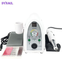 Nail Supplies Beauty Equipment High Power 35000RPM Electric Nail File Drill for Manicure and Pedicure