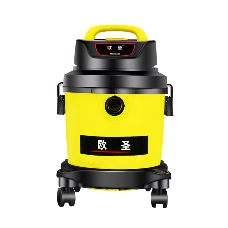 European St. Wet and Dry Dual Use Vacuum Cleaner Home Strong Handheld Carpet Small High Power Big Suction Barrel 10L Cleaners wireless super strong suction type wet