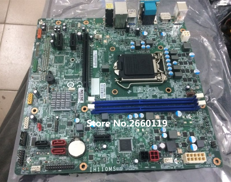 все цены на Desktop mainboard for IH110MS H110 DDR4 1151 motherboard Fully tested онлайн