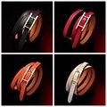 Joyería de moda H brazalete de la pulsera para women18k chapados en oro de acero inoxidable Arco de la boda