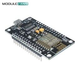 ESP8266 CH340G CH340 G NodeMcu V3 Lua Wireless WIFI Module Connector Development Board Based ESP-12E Micro USB Repalce CP2102