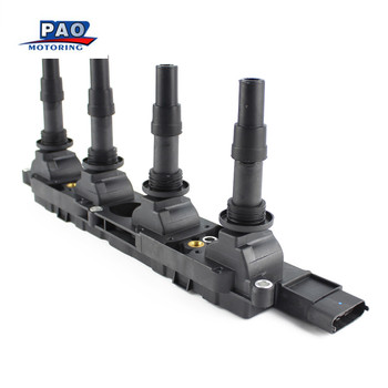 Ignition Coil 09119567 1208008 For VAUXHALL For Opel Astra H G Corsa C Meriva Signum Tigra Twintop Vectra B C Zafira A For Saab