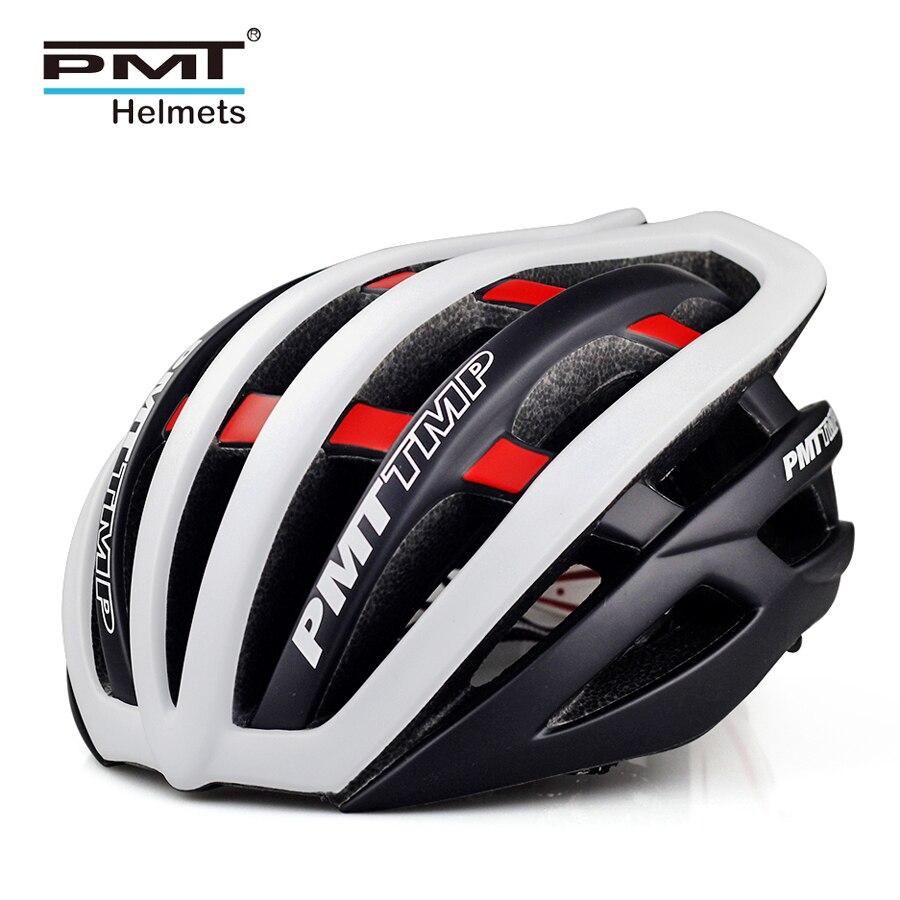 PMT road cycling helmet 2018 bicycle specialize bike helmets for men MTB mountain bike helm women