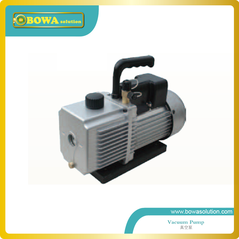 1 stage vaccuum pump designed specially for household refrigerator 2 stages rotary van vaccuum pump designed for larger household air conditionging