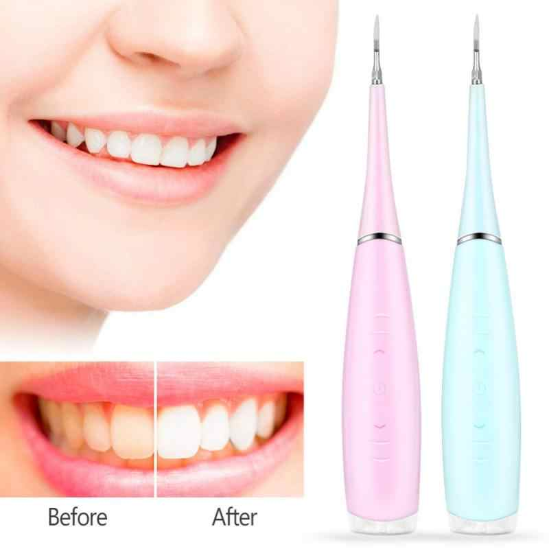 Портативный Электрический ирригатор полости рта чистка зубов ирригация исчисление удаления зубного камня чистить зубы Cleaner