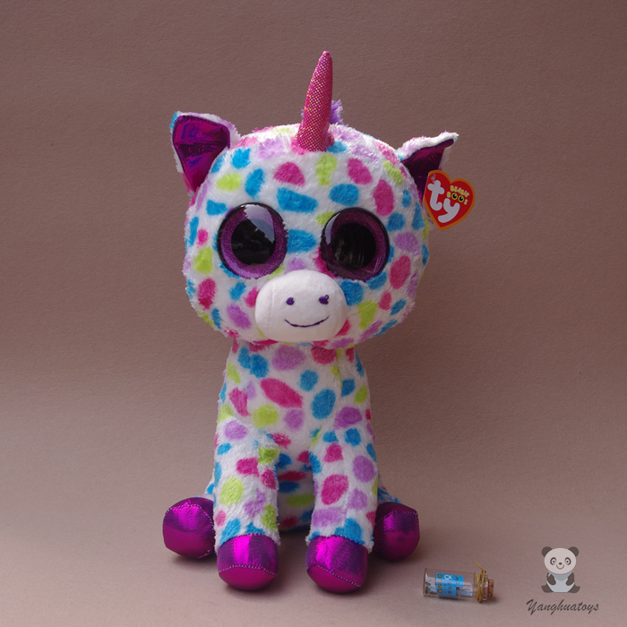 Big Toy Pillow Kawaii Stuffed Animal Toys Unicorn Husky Cats Lions Zebra Dolls Children'S Toys TY Plush Doll Gifts ynynoo hot ty beanie boos big eyes small unicorn plush toy doll kawaii stuffed animals collection lovely children s gifts lc0067