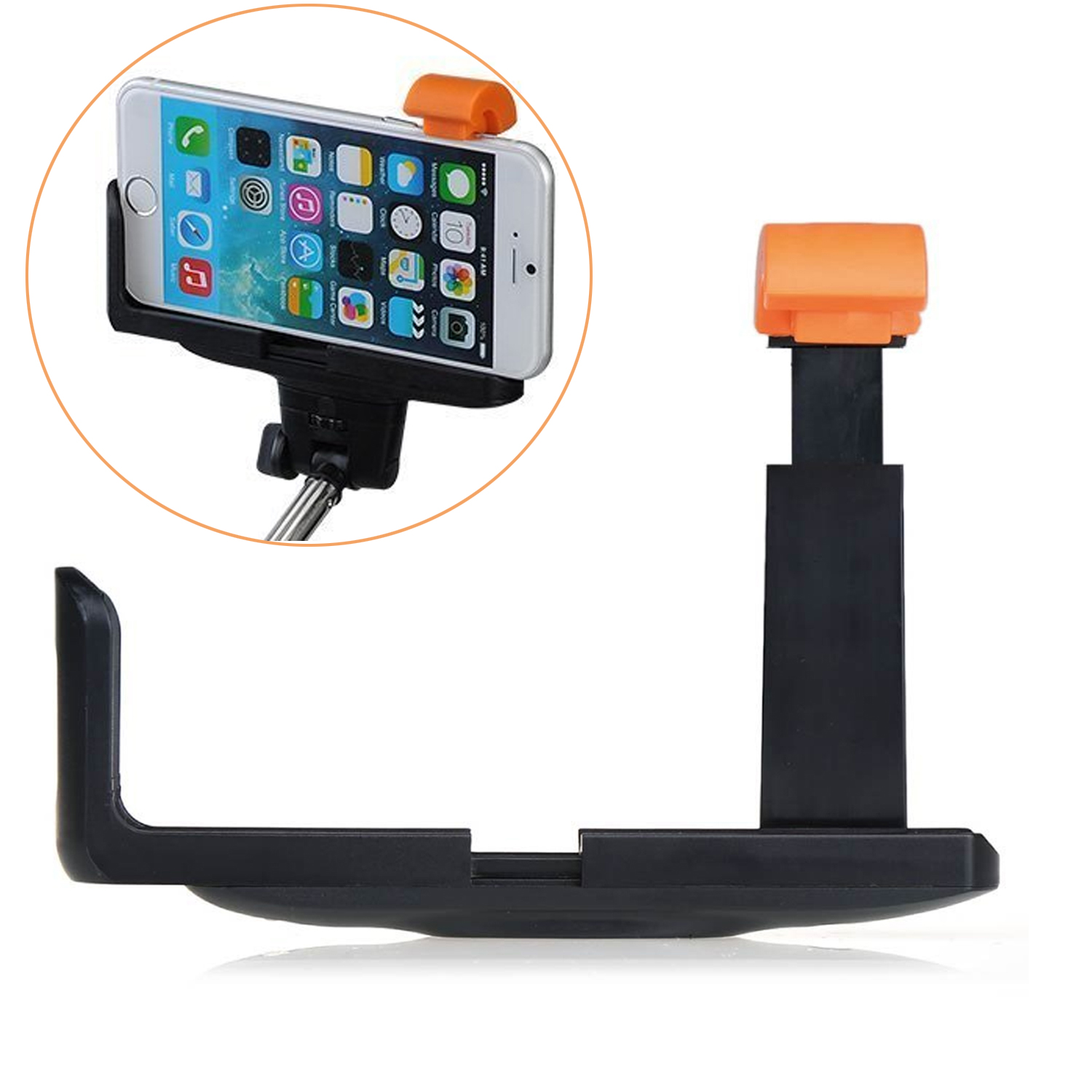 Besegad Universal Mobile Cell Phone Camera Selfie Stick
