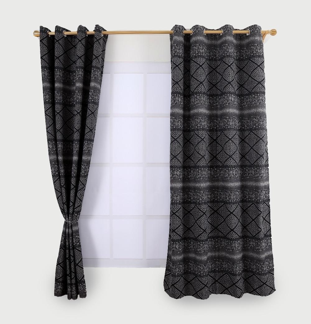 Mūsdienu aptumšojoši aizkari viesistabas guļamistabas - Mājas tekstils - Foto 2