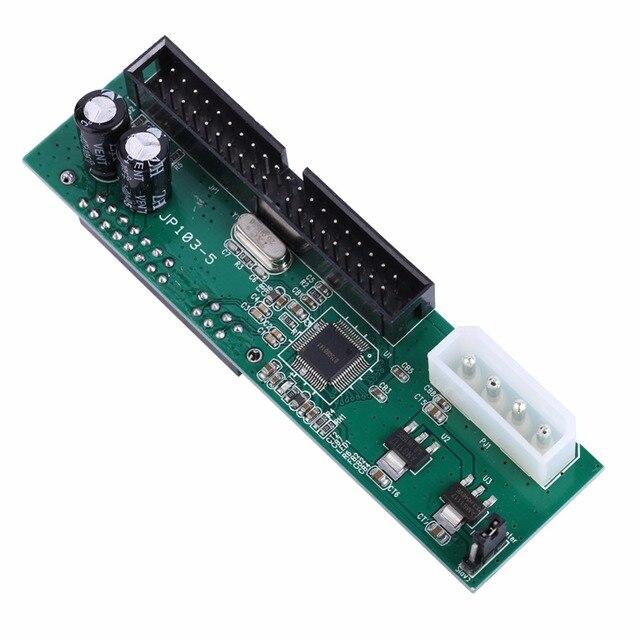 Parallel ATA Pata IDE To Sata Serial Hard Drive Adapter Converter For PC And PATA SATA Convert