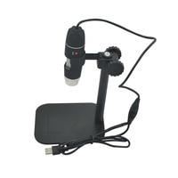 50X 500X USB LED Dijital Elektronik Mikroskop Büyüteç Kamera Siyah için Pratik Kamera Mikroskop Endoskop Büyüteç