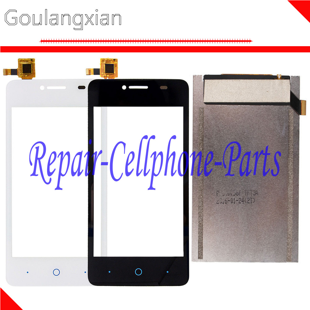 LCD DIsplay and Touch Screen Digitizer Assembly Replacement For ZTE Blade AF3 T221 A5 pro Tracking NumberLCD DIsplay and Touch Screen Digitizer Assembly Replacement For ZTE Blade AF3 T221 A5 pro Tracking Number