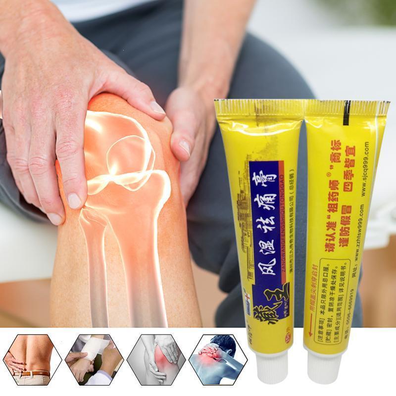 Crème analgésique Tibet traiter la polyarthrite rhumatoïde douleurs articulaires soulagement des maux de dos baume analgésique pommade crème à base de plantes plâtre