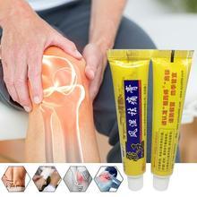 El Tíbet crema analgésica tratar reumatoide, artritis dolor de articulación de alivio de dolor de espalda analgésico bálsamo pomada a base de hierbas de yeso