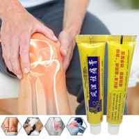 Tibet analgésique crème traiter la polyarthrite rhumatoïde douleur articulaire soulagement de la douleur de dos analgésique baume pommade crème à base de plantes plâtre
