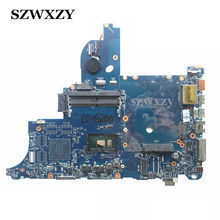 High Quality For HP ProBook 650 G2 Laptop Motherboard 840715-601 6050A2723701 i5-6200U Processor(China)