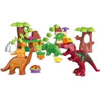 3D Puzzel Draak Speelgoed Dinosaurus Actiefiguren Box Set Montage DIY Model Animal Dragon Model Speelgoed Educatief Speelgoed Voor Baby speelgoed