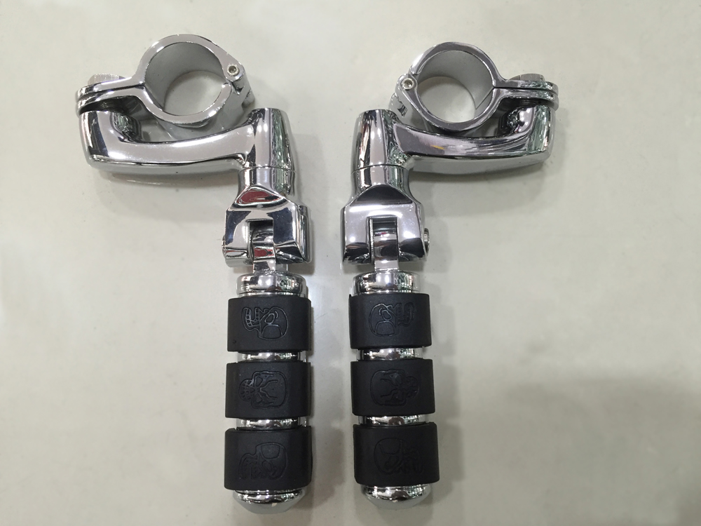 free shipping New Long Highway Foot Pegs For Harley Electra Road King Street Glide 1-1/4 Bars bb крем bellápierre derma renew bb cream medium цвет medium variant hex name d7a278