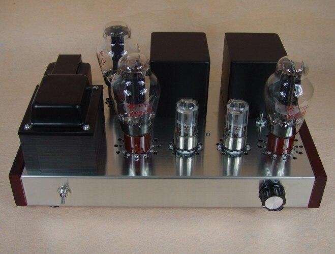 Kit de bricolage 300B kit d'amplificateur de Tube 6N8P + 300B Kit d'amplificateur de tube à vide