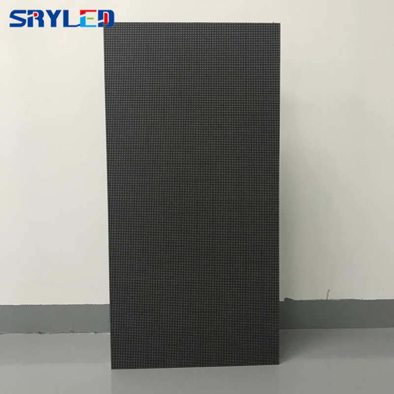 P4.81 4.81mm Outdoor LED Display Screen Video Wall Panel 500x1000mm With High Brightness